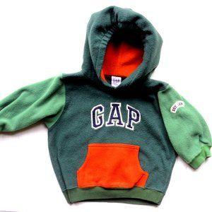 Baby Gap fleece hoodie